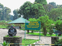 volcanoes National Park,Kinigi HQ