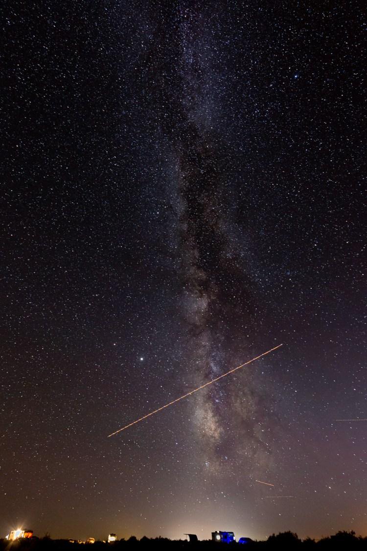 Milky Way Colorado