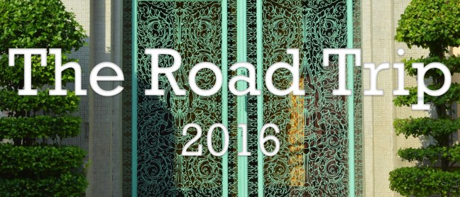 The Road Trip 2016