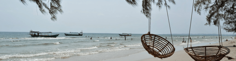A few things about Sihanoukville