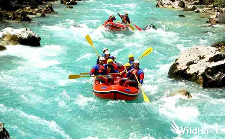 River Rafting Tips for Beginners - Ready for adventure? - WildHawk