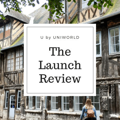 U by Uniworld – The Launch Review