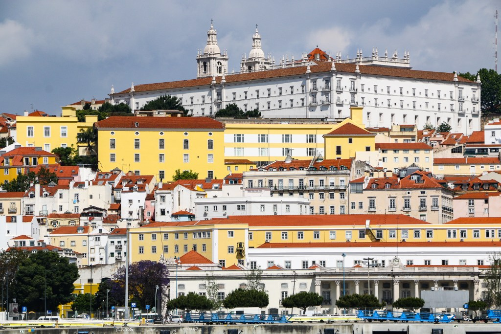Colour and Culture of Lisbon, Portugal