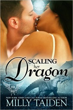 Scaling Her Dragon: BBW Paranormal Shape Shifter Romance (Paranormal Dating Agency Book 8) by Milly Taiden - Release Date: Sept. 11th, 2015