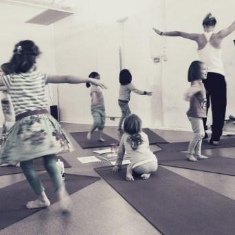 Piccolini - Yogakurs für Kinder - Seestadt Aspern