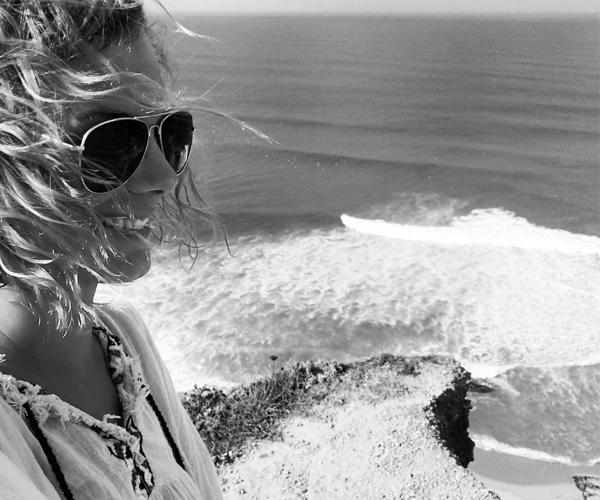 Das Meer und Ich.