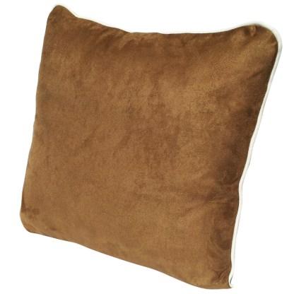 Designer cushion cover back