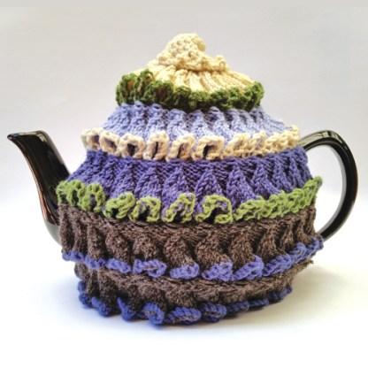 Tea cosy.