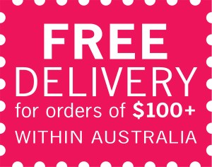 Wildhome Designs free delivery within Australia.
