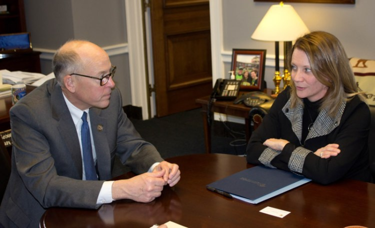 Brenda Johnson of Oregon Primary Care Association discussed the good work community health centers are doing in Oregon. The Energy and Commerce Committee that I chair will take up reauthorization of America's community health centers later this year.