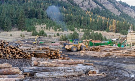 Grants awarded support infrastructure improvement at Integrated Biomass Resources in Wallowa