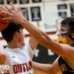 High School Basketball is back – Enterprise Outlaws vs. Nixyaawii at Quinn Court
