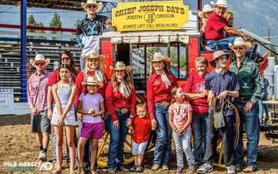 Chief Joseph Days' Little Buckaroo Rodeo a success for the sixth time