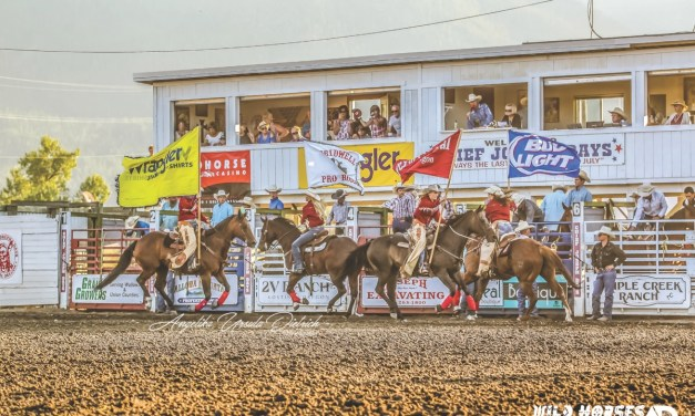 Countdown to the 75th Chief Joseph Days Rodeo with The Tuckerettes