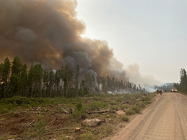 Firefighting resources at their limit, so follow restrictions or face more closures