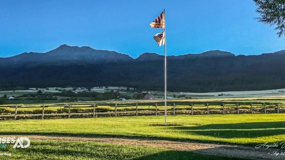 An Indian Summer Weekend at Highview Angus Ranch (2016)