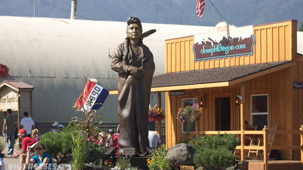 VIDEO: Chief Joseph Monument Dedication (2012)