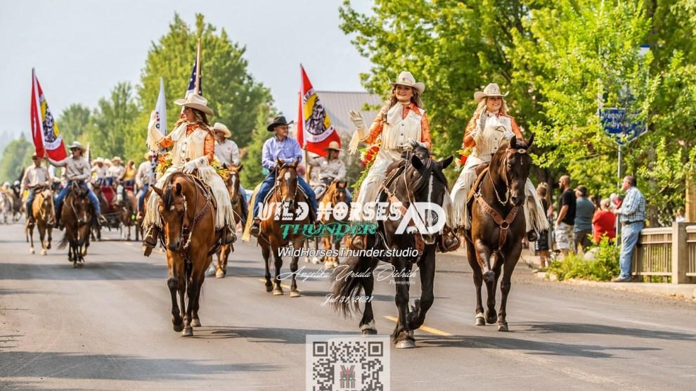 75 Years of Chief Joseph Days Grand Parades