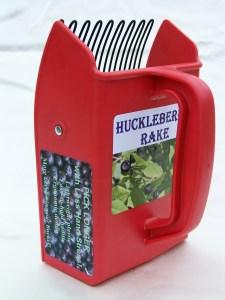Huckleberry Picking Rake