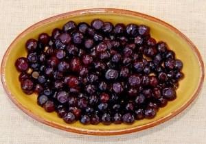 Wine Forest huckleberries