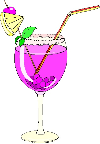 Idaho Huckleberry Lemonade Cocktail