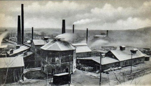 mead paper mill 1901