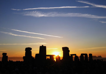 Pagan responses to Stonehenge Solstice being live-streamed