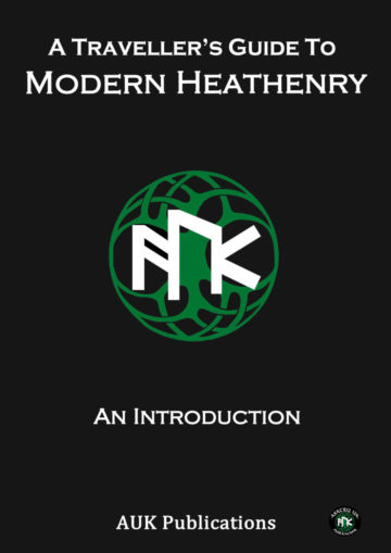 """Column: Asatru UK reaches out with """"The Traveller's Guide to Modern Heathenry"""""""