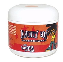 Knotty Boy Dread Wax 4oz / 115g