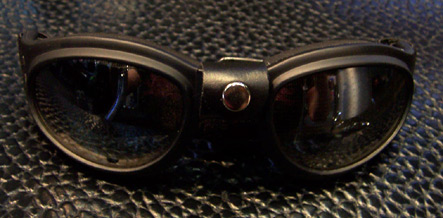 Mid size frame goggles - plain
