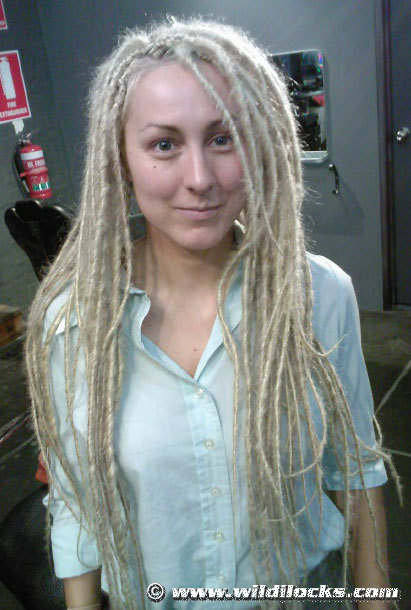 Individual Synthetic Dreadlocks [SINGLES]