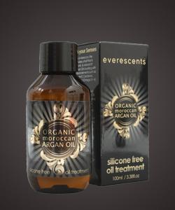 Everescents Organic Moroccan Argan Oil 3.38oz