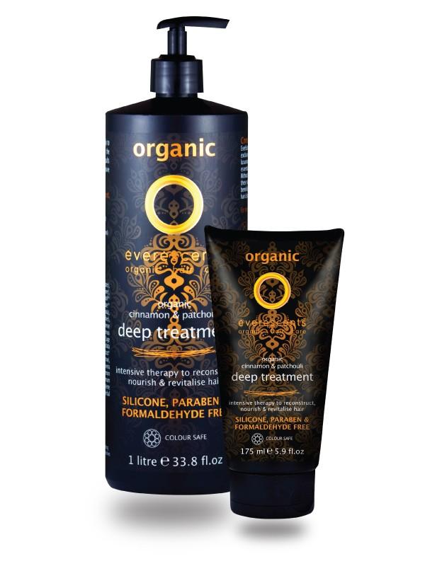 EverEscents Organic Deep Treatment 175ml