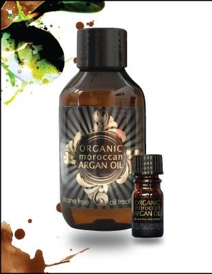 Everescents Organic Moroccan Argan Oil 5ml