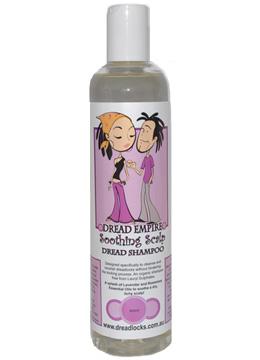 Dread Empire Soothing Scalp Dread Shampoo 400ml
