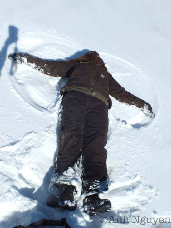 Snow Angel 1