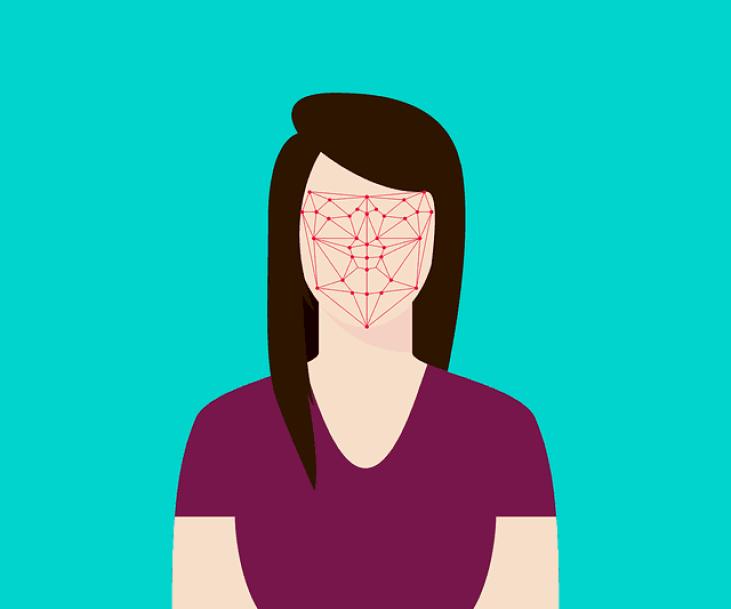 Gesichtserkennung mittels Wildkamera