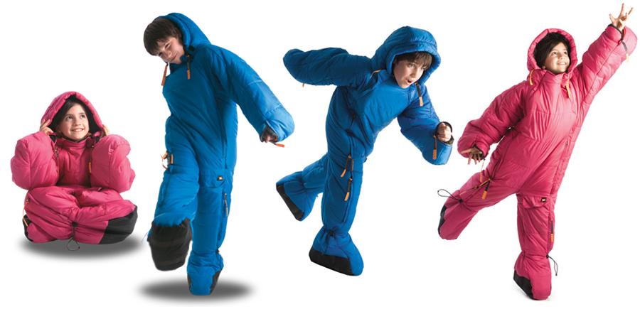 gadget aventura niños - Saco de dormir selkbag
