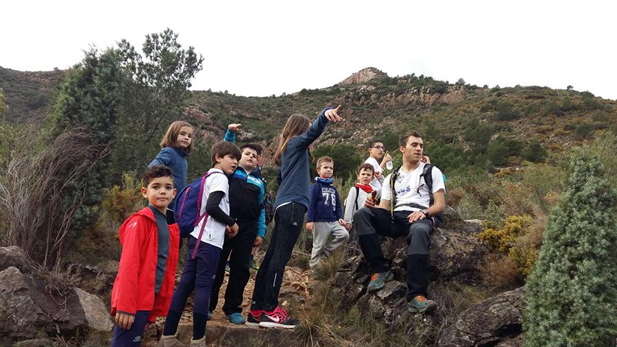 escuelas de trail