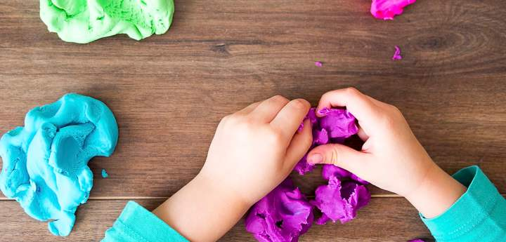 Play dough recipe - Wild.Kind. Compassionate Playschool