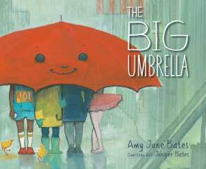 The big umrella - books about compassion
