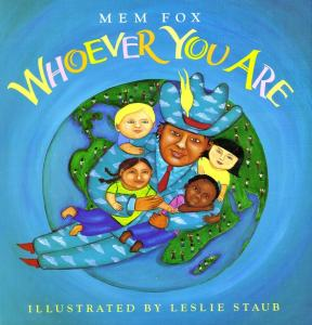 Children's books that celebrate diversity - whoever you are