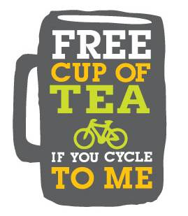 free cup of tea logo