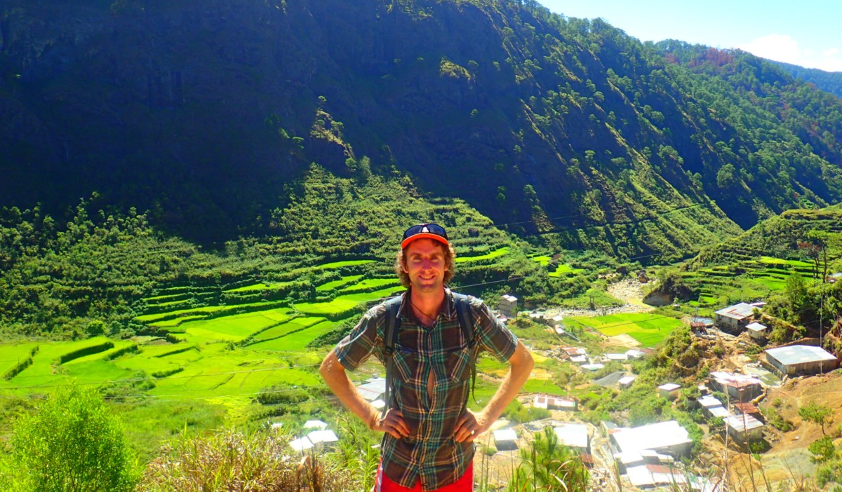 A Day In The Rice Fields Of Sagada Philippines
