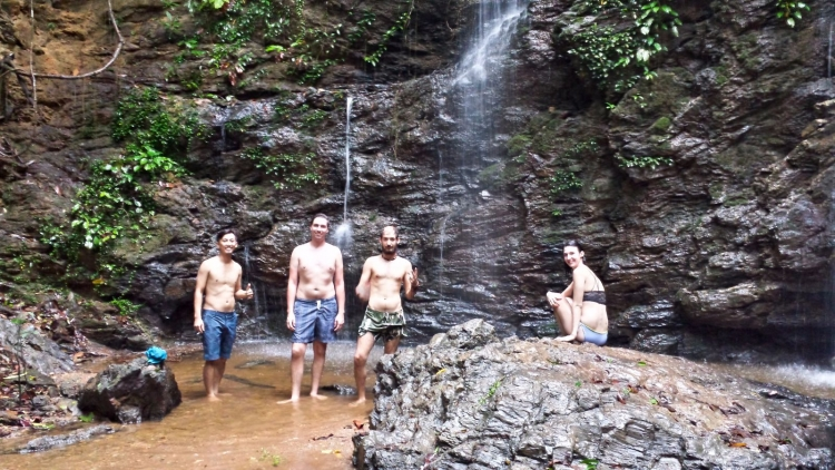 Koh Lanta Waterfall