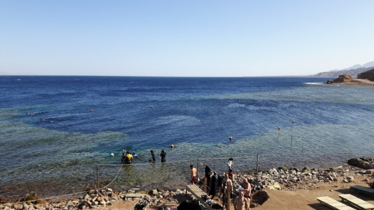 The Blue Hole Dahab