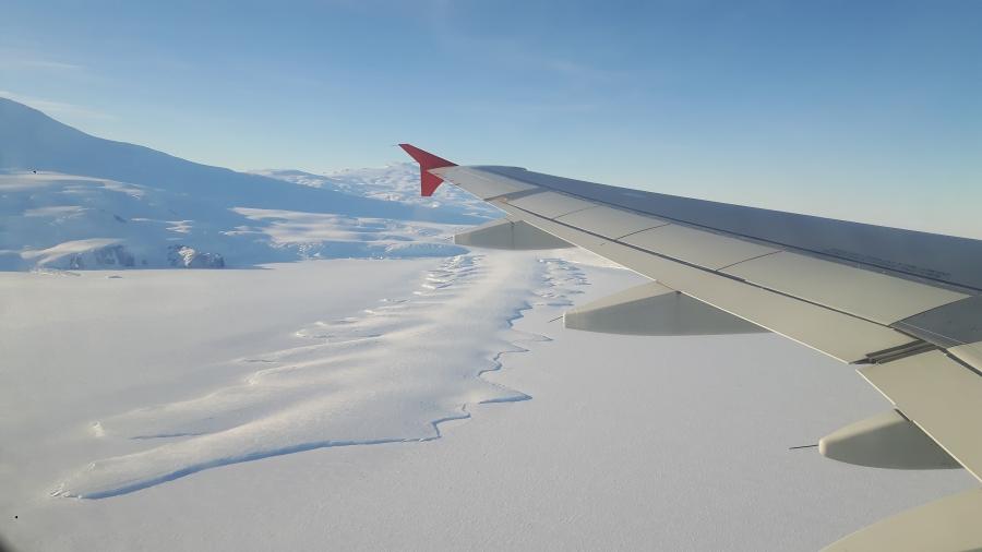 Erebus Glacier Tounge