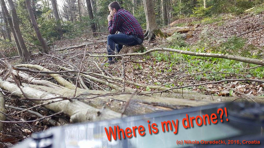 Tutorial: How to increase range of your toy-grade quadcopter
