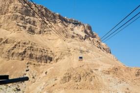 Masada Cable Car