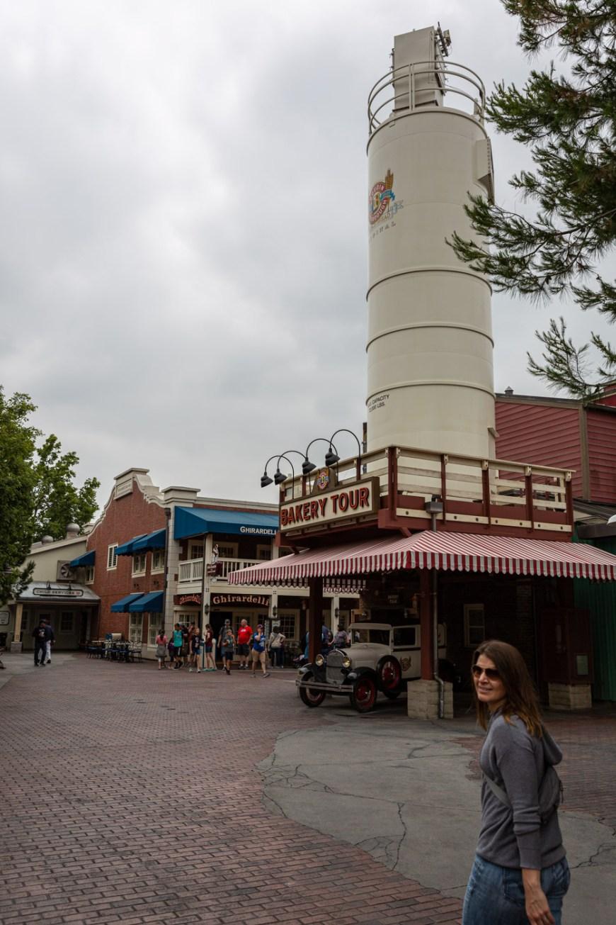The Bakery Tour at California Adventure, Disneyland